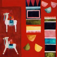 silk routes (Morag Lloyds) Tags: travel silkroad textiles camels silkroute socialhistory