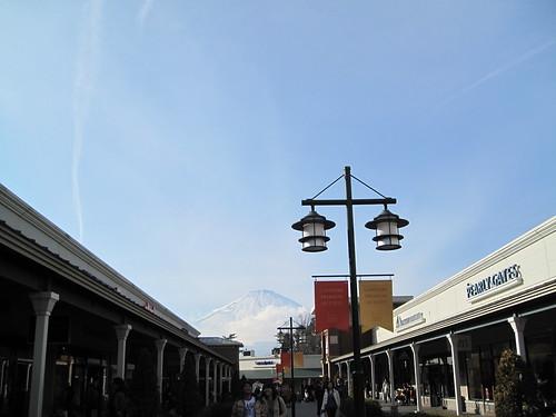 Mt. Fuji & Sky