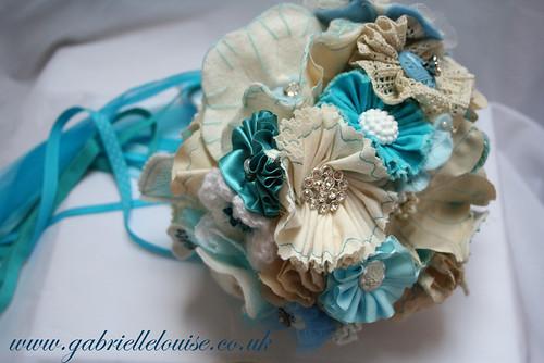 Heather's bouquet