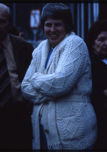West Germany 1980 - Alice in her Warm Sweater #1