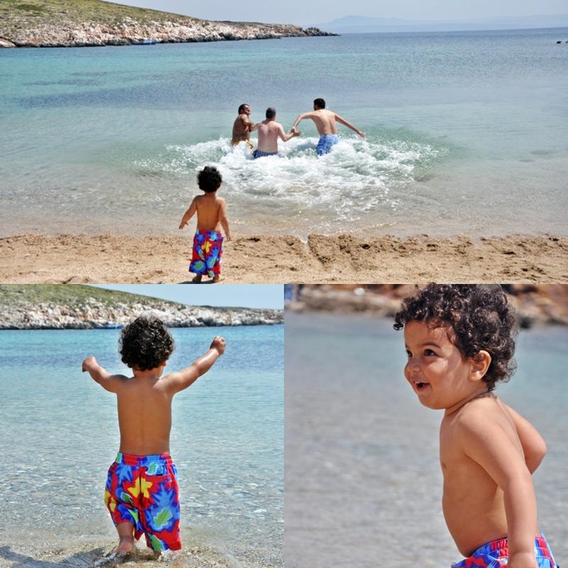 Bozcaada-Akvaryum Plaji