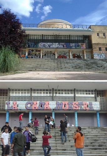 #LCN  La Casa Nuestra