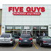 Five Guys - the restaurant