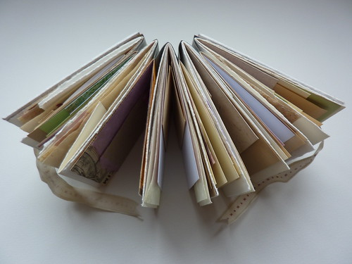 Baby book pages