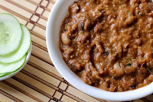 Black Eyed Beans Recipes Black-eyed Bean Curry The