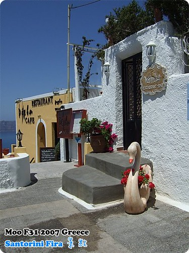 Santorini Fira 街景-23