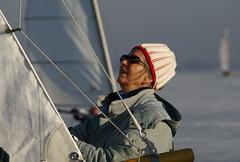 Blanche (MijnNaamisHaze/foto) Tags: winter robben icesailing gouwzee ijszeilen monnickendamijszeilen