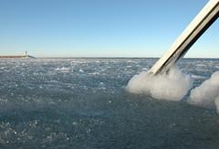Slush Puppy (Dave Gorman) Tags: sea coast sweden baltic sound sverige malm strait malmo scania oresund resund resund