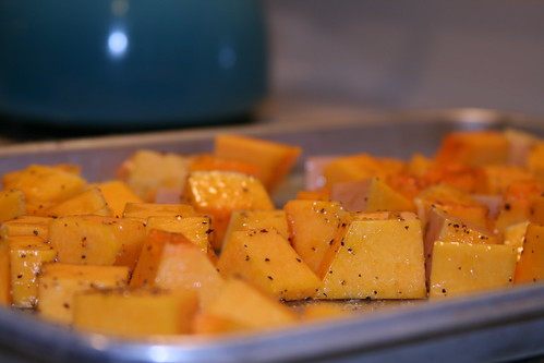 -Roasted Butternut Squash Soup 003