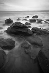 Untitled (pyrahna) Tags: longexposure sea sky water wales clouds rocks waves pebbles filter powerstation valeofglamorgan aberthaw sigma1020mm cokin nd8 heritagecoast nikond80 alexpetryna pyrahnacouk