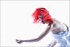 (Tomasz Olejnik - Photography) Tags: red white studio ginger model tamron sesja d90 czerwien uroborus modelka tomekolejnik