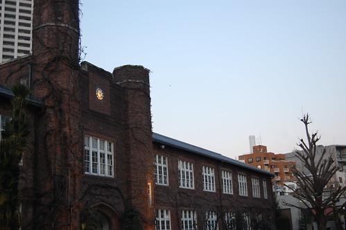 [立教大学21世紀デザイン公開講座]歴史を感じる建物
