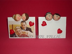 P1010401 (lilian_fazendoarte) Tags: biscuit casamento decorao noivado portarecados noivos noivinhos lembraninhas topodebolo enfeitedebolo noivinhosparabolo