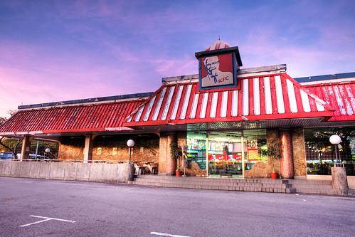 KFC, Kallang Stadium