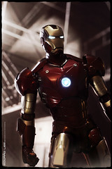 HT : Iron Man_MK III _2 (EdwardLee's collection) Tags: 3 man hot movie toy toys iron comic mark ironman collection marvel hottoys edwardlees
