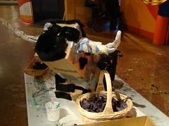 Year of the OX (Creative Kids Museum at the Telus World of Science) Tags: yearoftheox creativekidsmuseumkidsart