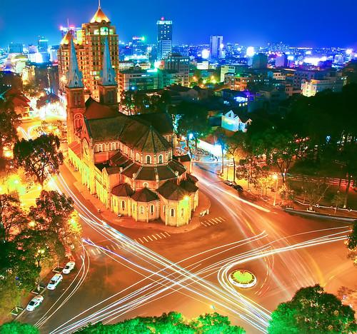 Saigon Notre-Dame Cathedral