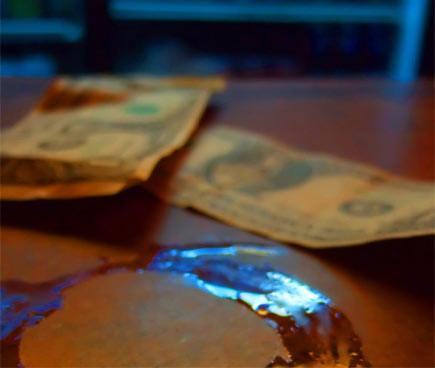 Money at the Bar