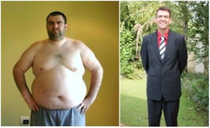 375 Pound South African Uses Low Carb Diet To Drop 170 Pounds