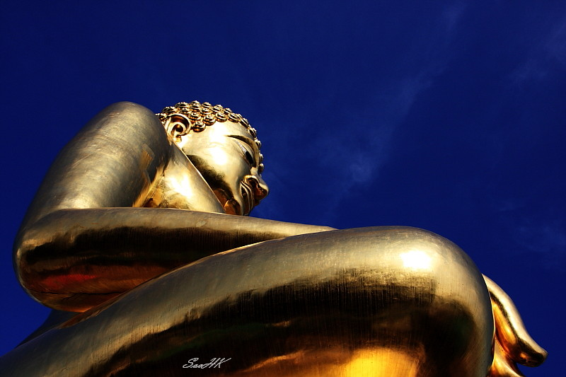 Big Buddha @ Golden Triangle, Chiang Rai
