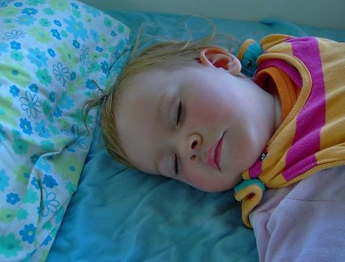 It sleeps! It sleeps!