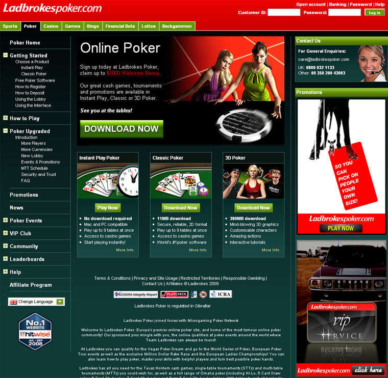 Online poker tournaments for us players