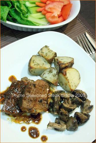 thyme steak2