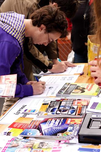TUCS Societies Day 2009