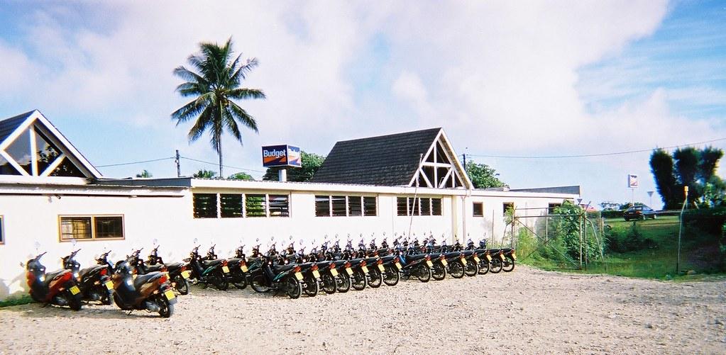 Cook Islands -  The Fleet