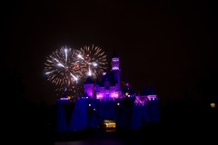 DLR_Day3_669 (Jessica P.C.) Tags: fireworks disneyland sleepingbeautycastle rememberdreamscometrue