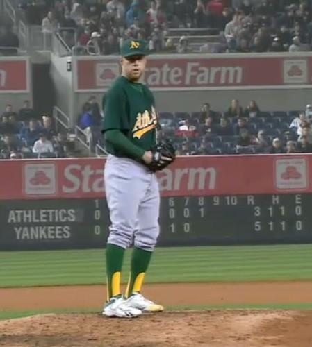 Josh Outman fantasy baseball