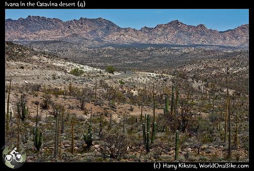 Ivana in the Catavina desert (4) por exposedplanet.