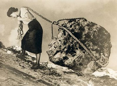 Todo el peso del mundo,Grete Stern