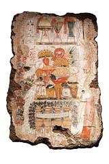 Offerings for Nebamun ( Libyan Soup) Tags: food feast painting wine egypt rack meal egyptian egipto britishmuseum fresco gypten jars egitto egypte egypten ancientegypt fragments wallpaintings egiptus egipt egyptianart gypte nebamun egypti  tombart tombpainting egyptianpainting egiptio egiptujo michaelcohengallery nebamunwallpaintings tombchapel tombchapelofnebamun