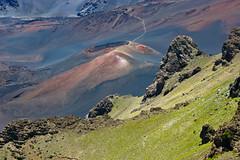 Haleakala Volcanic  Crater, Hawaii (pa_cosgrove) Tags: volcano hawaii photo nationalpark amazing group maui haleakala crater the anawesomeshot