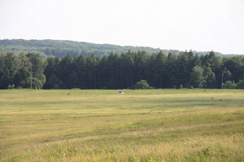 Site of the Flight 93 Crash