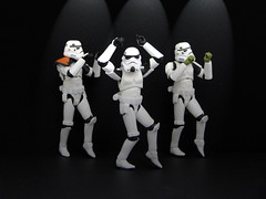 Thriller (slidercleo) Tags: toy inmemory actionfigure starwars stormtrooper michaeljackson thriller tk027 19582009 tkmouse tkbasso