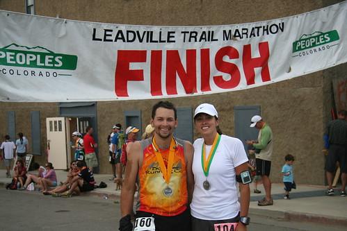 Leadville Trail Marathon 2009