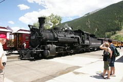 Druango Train (Pianoman102) Tags: train colorado durango