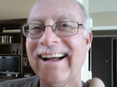 Dad's Dirty Mustache