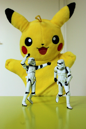 Attack of the Giant Pikachu