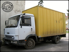 iveco zeta (TRUCKWORLD) Tags: truck makin shqiperia kamion shqipe