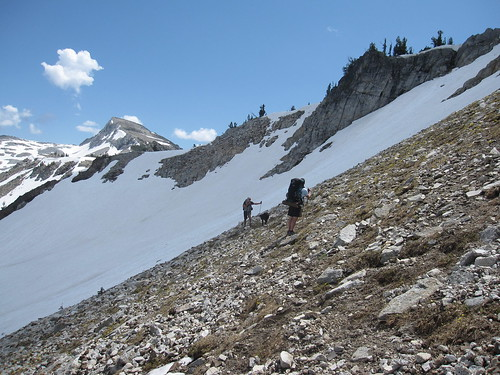 snow mountains oregon outdoor hiking backpacking mountaineering matterhorn wallowa wallowas northeastoregon eaglecap