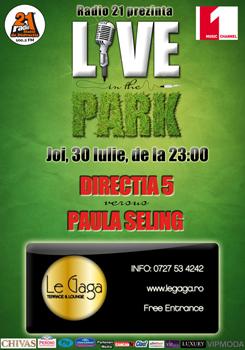Concert Directia 5 & Paula Seling