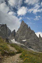 The Aiguille Noire de Peuterey (Ruahine Tramper) Tags: mountaineering chamonix alpinism