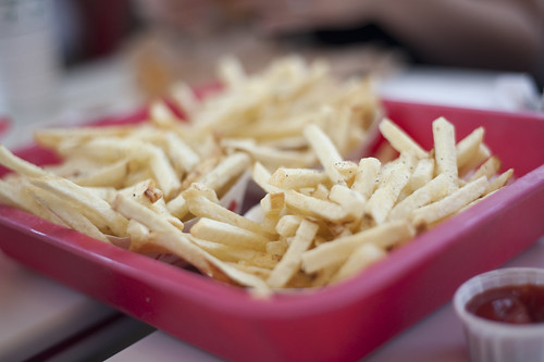 In-n-Out Fries