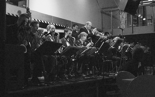 The Ryan Quigley Big Band at The Ferry