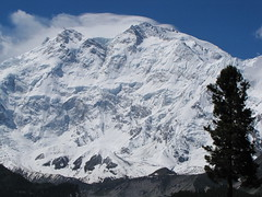 Fairy Meadows-Nanga Parbat-Close up (mikemellinger) Tags: pakistan sky mountain snow nature closeup landscape scenery nangaparbat chilas fairymeadows worldshighest