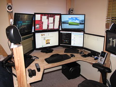 My new desk done (steve_price82) Tags: california unitedstates sebastopol eyefi