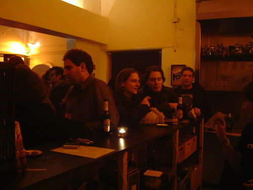 GOTO an der Bar. 2003